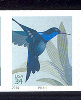 Scott # 4858 Plate # P11111 .34 Hummingbird