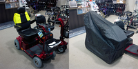 mobility scooter cover canada