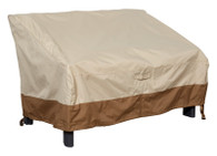 Savanna bench cover