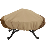 Savanna round firepit cover