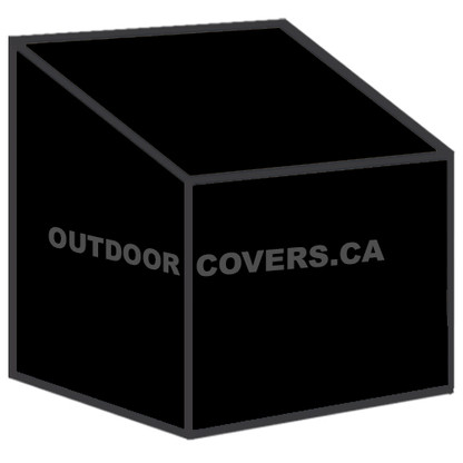 Advantage Muskoka / Adirondack chair cover shape
