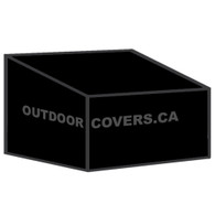 Advantage club chair cover shape