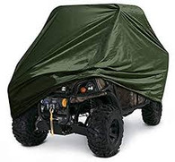 Typical UTV cover with cabin