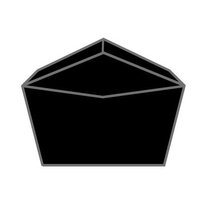 Advantage mitre saw cover shape