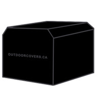 Advantage generator cover shape