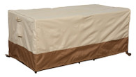 Savanna box loveseat cover