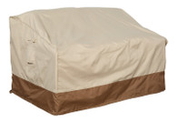 Savanna deep seating loveseat cover