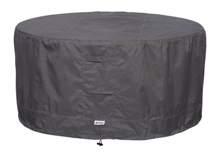 Avalon round accent table cover