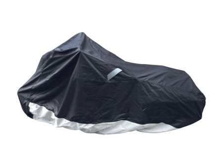 Venture motorcycle cover for cruisers