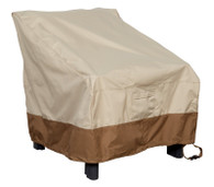 Savanna high back chair cover