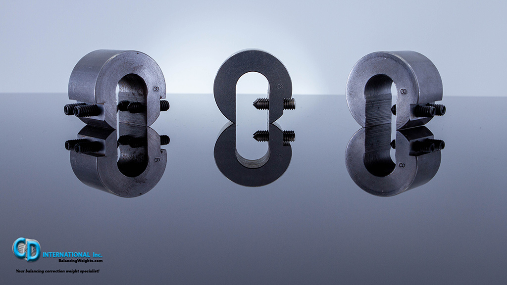 Steel Balancing C-Clamps
