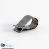 .5 gram stainless steel backward incline fan balancing clip