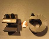 8.0 ounce steel balancing C-clamp