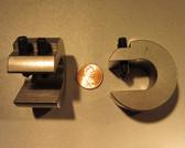7.0 ounce steel balancing C-clamp