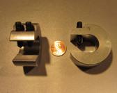 6.0 ounce steel balancing C-clamp