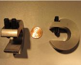 5.0 ounce steel balancing C-clamp