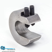 5.0 ounce steel balancing C-clamp