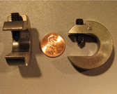 2.0 ounce steel balancing C-clamp