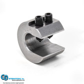 1.5 ounce steel balancing C-clamp