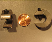 1.0 ounce steel balancing C-clamp