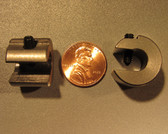 0.75 ounce steel balancing C-clamp