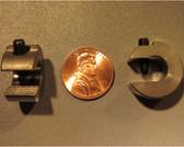 0.50 ounce steel balancing C-clamp
