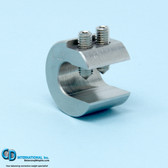 1.5 ounce stainless steel balancing c-clamp
