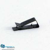 XW-RIC-B-02 - 0.2 gram black Extra Wide Backward Incline clips