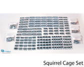 Complete Set of Squirrel Cage Balancing Clips - 1200 pcs