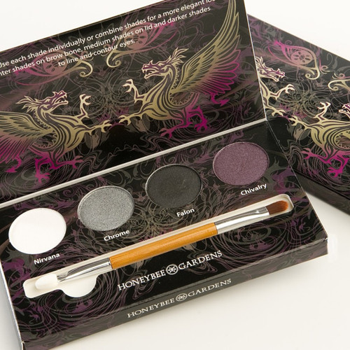 Honeybee Gardens Rock the Smokey Eye Shadow Palette
