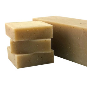 Honeybee Gardens Oatmeal Milk & Honey Soap