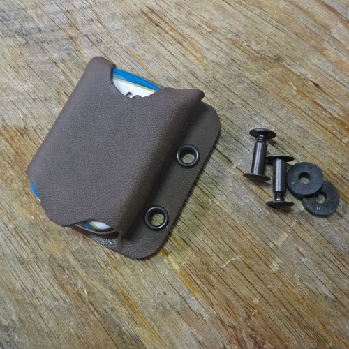 Altoids Smalls mini tin KYDEX attachment with hardware