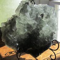 Fluorite - Yaogangxian, Hunan Province, China.