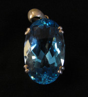 Blue Topaz -SOLD