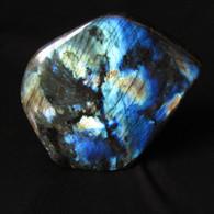 Polished Labradorite Crystal, Madagascar # 3 -SOLD