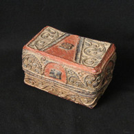 Burmese Laquerware Box, C1900