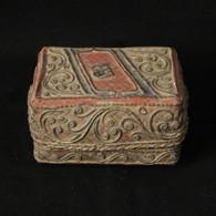 Burmese Laquerware Box C1900 # 2