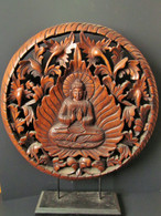 Wood carving (Teak) #1