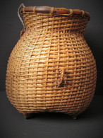 Fish container (Rattan)