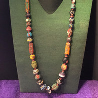 SOLD-Mixed Roman and Islamic Glass Bead Mix 1400-2200 Year Old