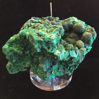 Fibrous Malachite- Peoples Republic of the Congo 1000+ grams