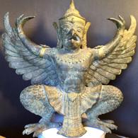 Thai Bronze Garuda