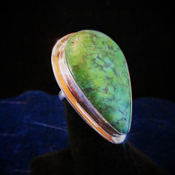 Large Turquiouse Ring(sold)