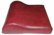 Burgandy Neck Pillow