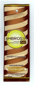 California Tan Ambrosia 360 Step 2 (Packet)