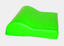 Neon Green Neck Pillow