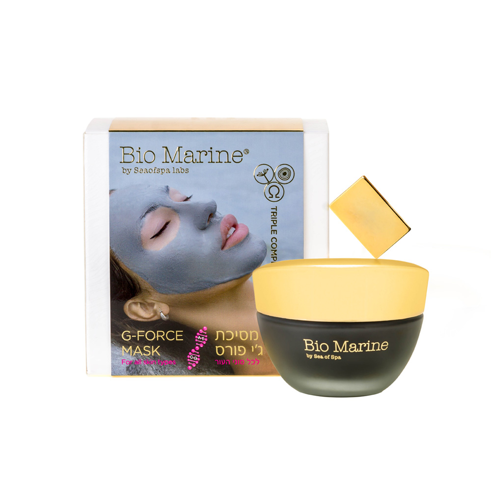 Dead-Sea Bio Marine Sea of Spa G Force Mask