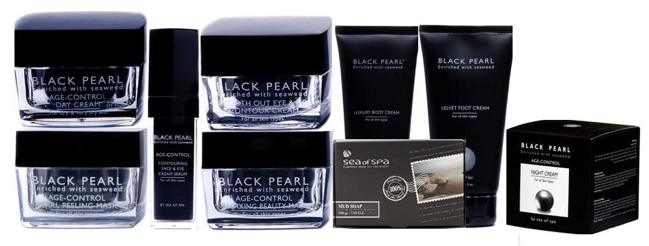 Face Care Products By Black Pearl