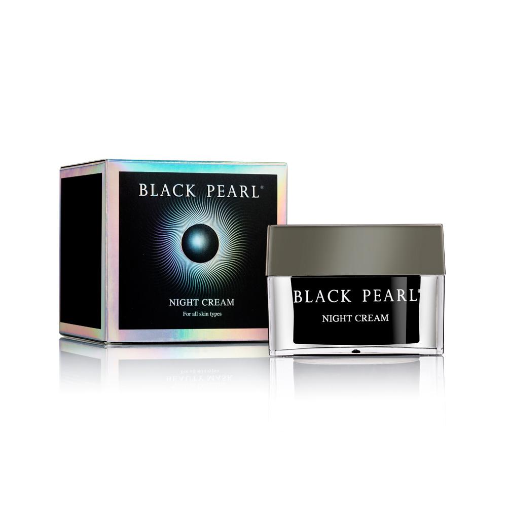 Dead-Sea Black Pearl Night Cream by SEA of SPA