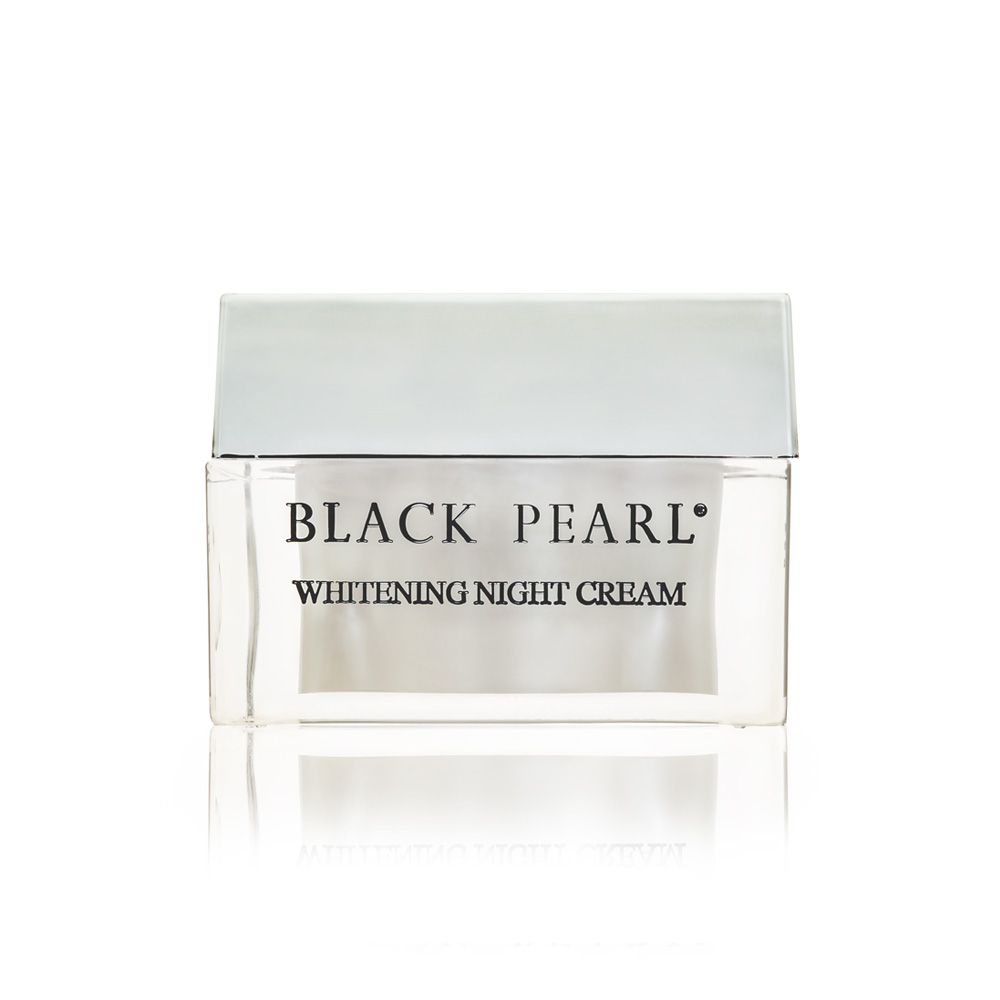 Dead-Sea Black Pearl Whitening Night Cream by SEA of SPA